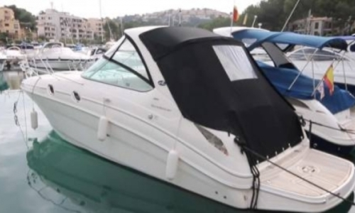 Image of Sea Ray 305 Sundancer for sale in Spain for €99,950 (£88,252) PALMA DE MALLORCA, Spain