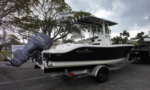 Image of Nautic Star 2000XS for sale in United States of America for $37,000 (£28,064) Hollywood, Florida, United States of America