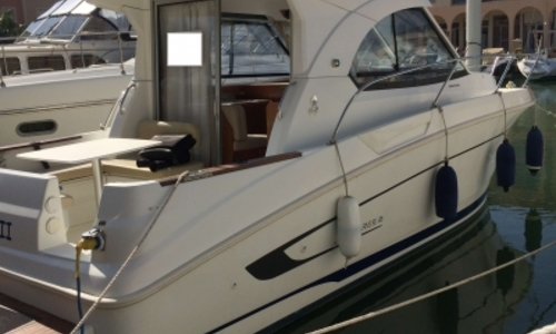 Image of Beneteau Antares 8 for sale in France for €59,500 (£52,536) LA GRANDE MOTTE, France