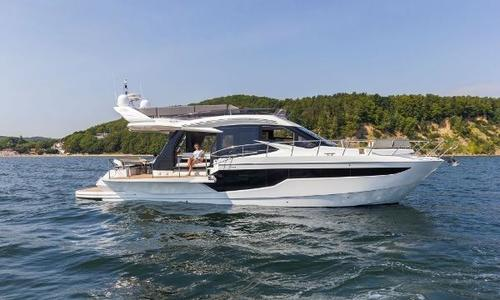 Image of Galeon 500 Fly for sale in Croatia for €930,000 (£828,766) Croatia