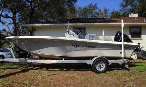 Image of Carolina Skiff 21 Sea Skiff for sale in United States of America for $35,600 (£26,741) Saint Augustine, Florida, United States of America