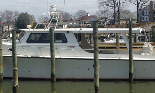 Image of Chesapeake 48 for sale in United States of America for $115,000 (£91,896) Essex, Maryland, United States of America
