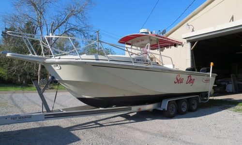 Image of Boston Whaler 27 for sale in United States of America for $16,000 (£12,407) Franklin, Louisiana, United States of America