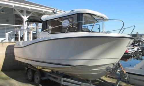 Image of Quicksilver 675 Pilothouse for sale in United Kingdom for £39,995 Balloch, United Kingdom