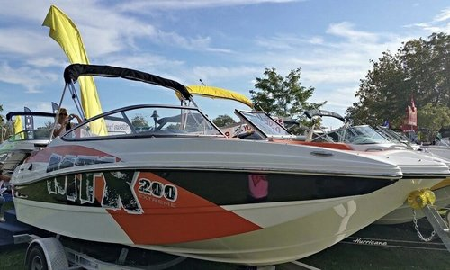 Image of Rinker 200 MTX for sale in United States of America for $29,999 (£22,512) Chesterfield, Michigan, United States of America