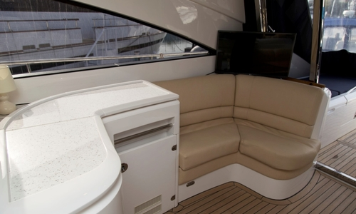 Image of Fairline Targa 62 GT for sale in United Kingdom for £365,000 Weymouth, United Kingdom