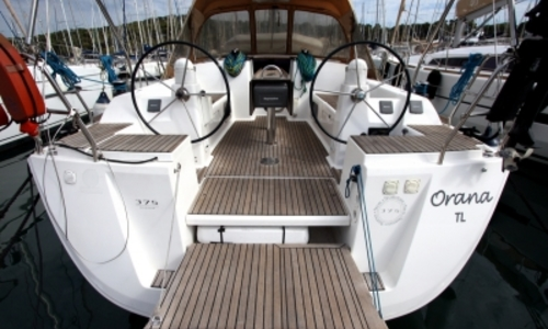 Image of Dufour Yachts 375 GRAND LARGE for sale in Croatia for €95,000 (£84,937) DUBROVNIK, Croatia