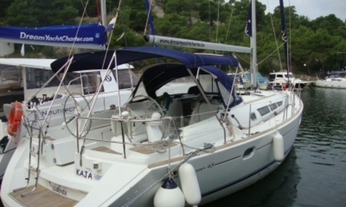 Image of Jeanneau Sun Odyssey 45 for sale in Croatia for €90,000 (£78,855) SIBENIK, Croatia
