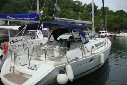 Jeanneau Sun Odyssey 45 for sale in Croatia for €100,000 (£87,428)