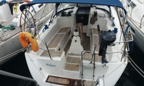 Image of Dufour Yachts 365 Grand Large for sale in Croatia for €60,000 (£53,429) SIBENIK, Croatia