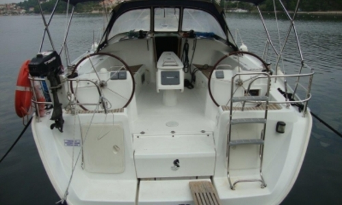 Image of Beneteau Cyclades 43.4 for sale in Croatia for €78,500 (£68,990) SIBENIK, Croatia