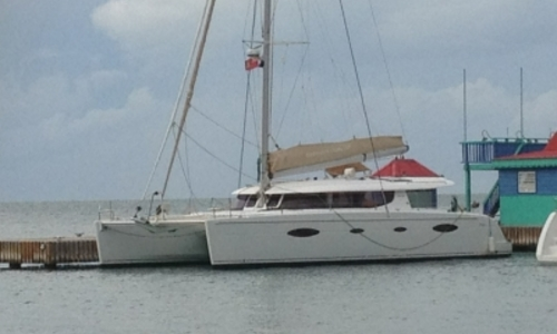 Image of Fountaine Pajot Salina 48 for sale in Bahamas for €410,000 (£368,152) Bahamas