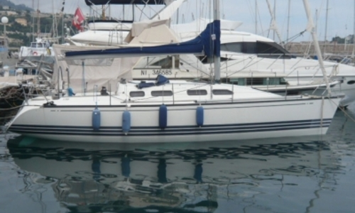 Image of X-Yachts X-362 for sale in France for €78,000 (£68,984) BEAULIEU SUR MER, France