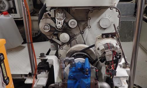 Image of Cavalier 92 Steel Motorsailor for sale in Spain for €1,170,000 (£1,042,929) Spain