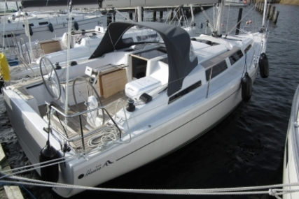 Hanse 345 for sale in Germany for €109,000 (£95,733)
