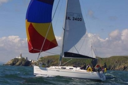 Dufour 34 for sale in Ireland for €59,000 (£52,978)