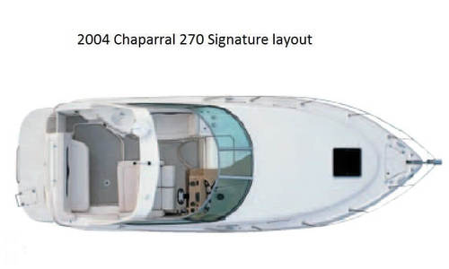 Image of Chaparral 270 Signature for sale in United States of America for $35,900 (£25,698) Angola, Indiana, United States of America