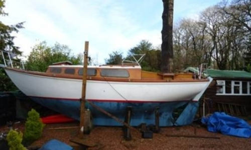 Image of LAVIS 28 BICKFORD CHECKSTONE for sale in United Kingdom for £35,000 SOUTH DEVON, United Kingdom