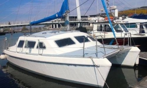 Image of Solaris 24 SUNBEAM for sale in United Kingdom for £19,950 SWANSEA, United Kingdom