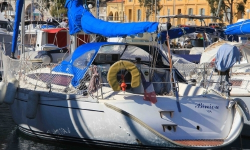 Image of Jeanneau Sun Rise 34 for sale in France for €20,000 (£17,553) BEAULIEU SUR MER, France