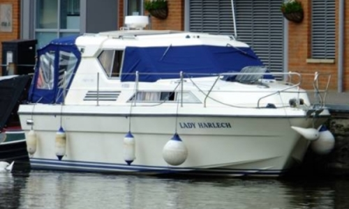 Image of Princess 30 DS for sale in United Kingdom for £22,950 STOURPORT ON SEVERN, United Kingdom