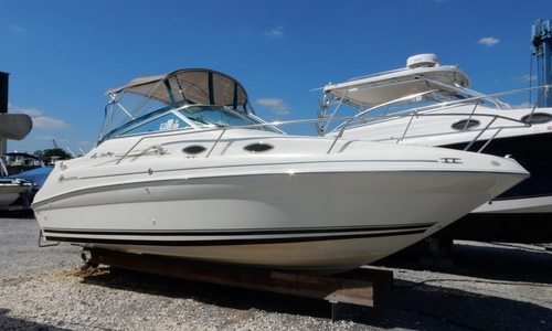 Image of Sea Ray 240 Sundancer for sale in United States of America for $16,500 (£11,890) Pensacola, Florida, United States of America