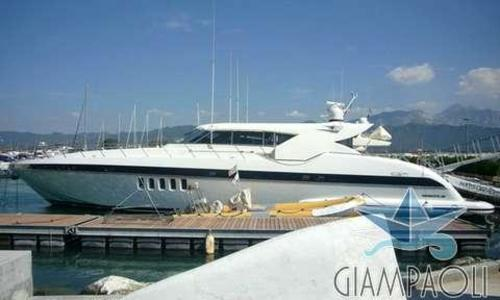 Image of Mangusta 80 HT for sale in Italy for €750,000 (£660,293) Italy