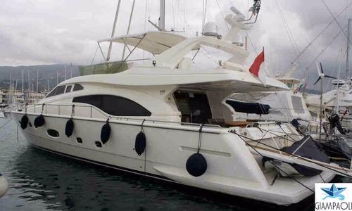 Image of Ferretti 680 for sale in Italy for €580,000 (£512,119) Italy