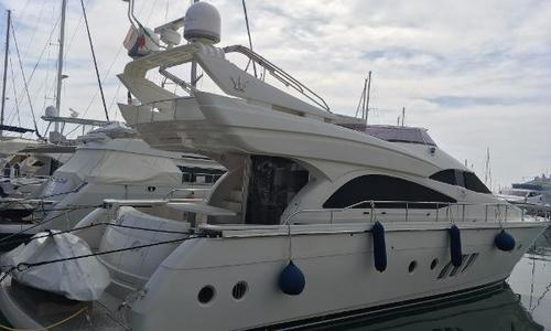 Image of Dominator 62 S for sale in Italy for €750,000 (£672,742) San-Remo, Italy