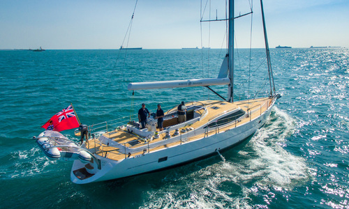 Image of Kraken Yachts 66 for sale in  for $1,795,000 (£1,391,645) Hamble and Hong Kong,