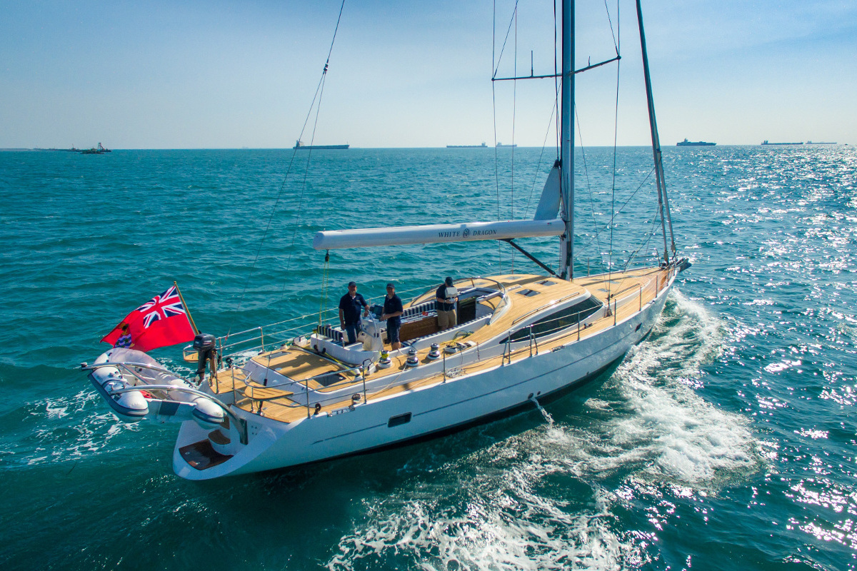 Image of Kraken Yachts 66 Hamble and Hong Kong,