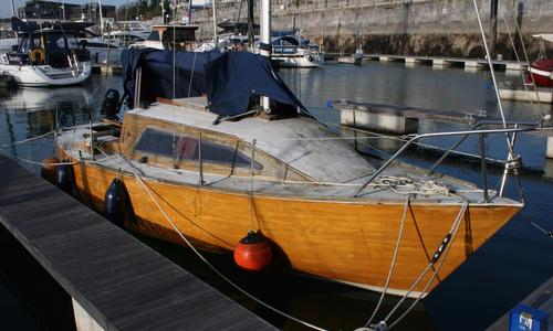 Image of Traditional Alan Pape Bermudan sloop for sale in United Kingdom for £4,000 Plymouth, Devon, , United Kingdom