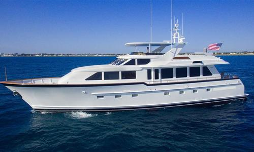 Image of Burger Motor Yacht for sale in United States of America for $2,195,000 (£1,637,608) West Palm Beach, United States of America