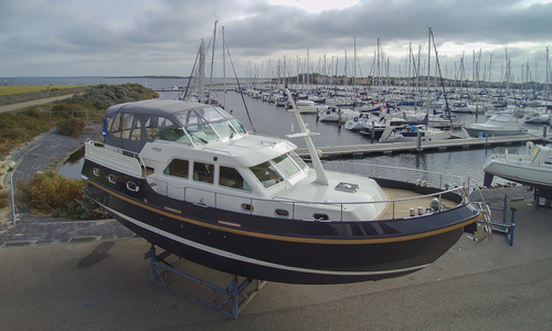 Image of Linssen Grand Sturdy 430 AC MKII for sale in Netherlands for €375,000 (£329,424) In verkoophaven, Netherlands