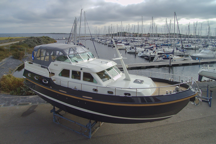 Linssen Grand Sturdy 430 AC MKII for sale in Netherlands for €375,000 (£327,720)