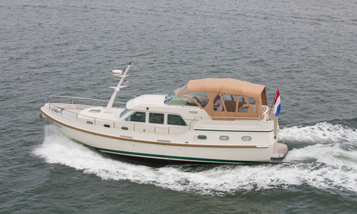 "Image of Linssen Grand Sturdy 430 AC MKII ""Stabilizers"" for sale in Netherlands for €395,000 (£345,198) In verkoophaven, Netherlands"