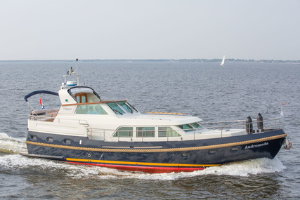 "Linssen Grand Sturdy 500 AC Variotop ""TWIN"" for sale in Netherlands for €340,000 (£299,333)"