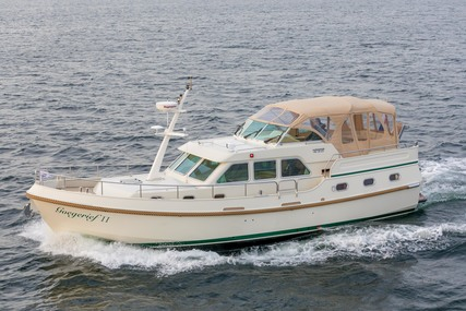 "Linssen Grand Sturdy 430 AC MKII ""Stabilizers"" for sale in Netherlands for €395,000 (£345,198)"