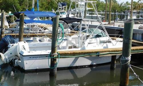 Image of Grady-White Offshore 240 for sale in United States of America for $17,775 (£13,482) Ft Pierce, Florida, United States of America