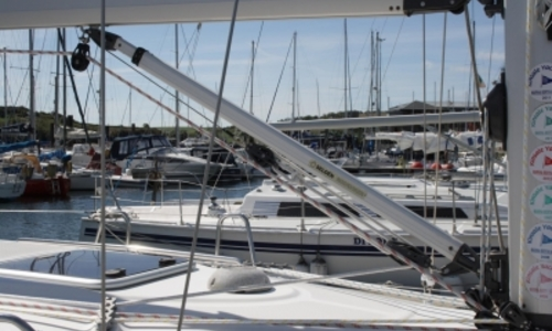 Image of Bavaria 30 Cruiser for sale in Ireland for €47,950 (£42,292) CORK, Ireland