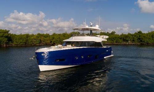 Image of Azimut Magellano 66 for sale in United States of America for $2,375,000 (£1,699,050) Fort Lauderdale, FL, United States of America