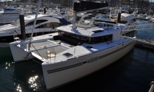 Image of Lagoon 450 for sale in Croatia for €537,000 (£470,739) TROGIR, Croatia