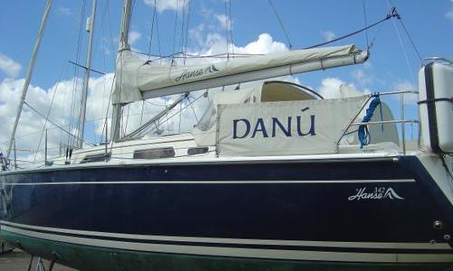 Image of Hanse 342 for sale in United Kingdom for £54,950 Bradwell, United Kingdom