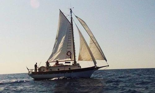 Image of Antique Spray 33 Cutter Yacht. for sale in Italy for €28,995 (£25,398) Capri, Italy