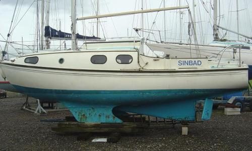 Image of Westerly Windrush 25 for sale in United Kingdom for £4,100 Bradwell, United Kingdom