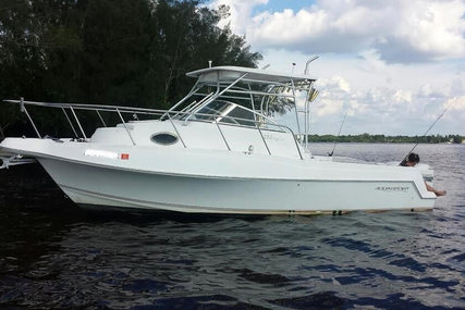 Aquasport 275 Explorer for sale in United States of America for $35,000 (£26,272)