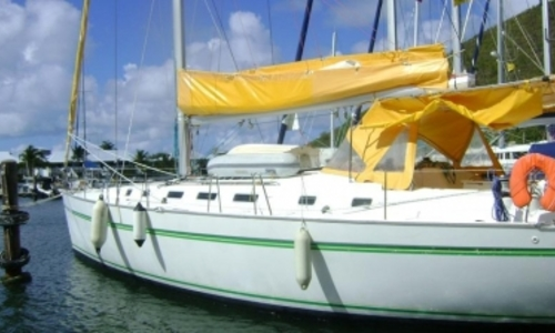 Image of Beneteau Cyclades 50.5 for sale in Saint Martin for €95,000 (£83,882) GUADELOUPE, Saint Martin