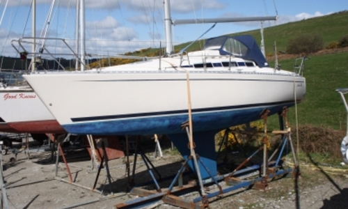 Image of Hanse 301 for sale in Ireland for €27,500 (£24,089) KINSALE, Ireland