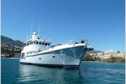 Nordhavn 62 for sale in Italy for €845,000 (£742,629)