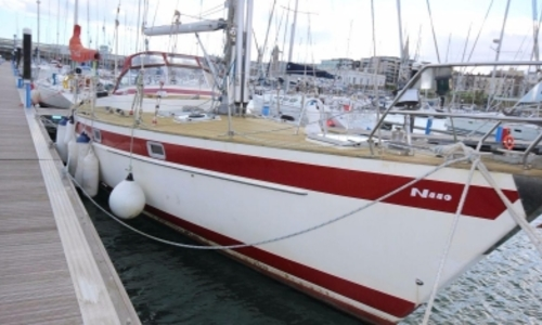 Image of Najad 440 for sale in Ireland for €124,500 ($144,089) DUN LAOGHAIRE, Ireland